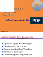 Administracion de Tecnologia 02-Dec-12 1