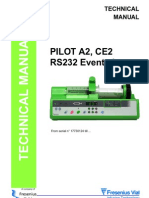 Fresenius Pilot A2-CE2 - Service Manual