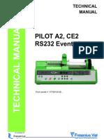 Fresenius Pilot A2-CE2 - Service Manual