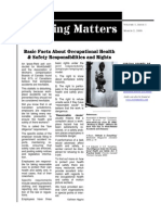 Working Matters / Volume 1-Issue 1 ~ March 2, 2009