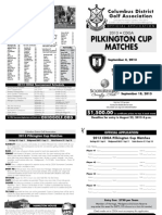 21092Q CDGA Pilkington Cup