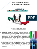 Art of Doing Business in Mexico