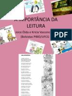 Aula Polivalente - Leitura