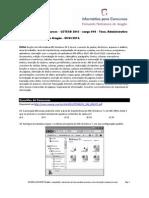 Informática de Concursos - CETESB Técnico Administrativo 2013 (cargos 006, 007, 008 e 010) www.informaticadeconcursos.com.br