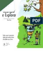 4959 Livro Acampar e Explorar 1992 Ueb Elvio Pero