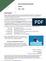 Info Parents Vorlesetraining 130321