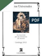 Catalogo Catedra