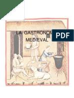 Gastronomia Medieval. C.ojeda