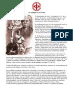 Breve Historia De Gichin Funakoshi