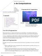 Programacion de Computadoras - EcuRed