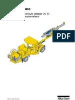 9852 1552 05e Maintenance Instructions Boomer 281-DC10
