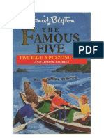 37535697 Blyton Enid the Famous Five Are Back