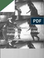 El arte cinematográfico - Bordwell y Thompson