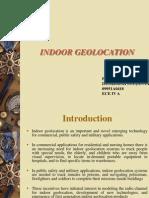 Indoor Geolocation