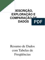 AULA 2 - TABELAS DE FREQUÊNCIA