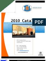 i Bl Catalog New 2010