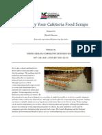 Ag551 Cafeteria -Scraps