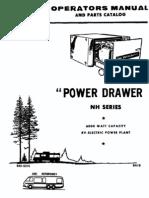 Onan Generator Manual NH series