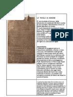 Agnone. Un documento poco conosciuto di una delle principali civiltà pre-romane in Italia
