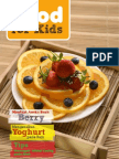 Food for Kids - Edisi 8 - Manfaat Buah Berry