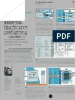 Five Print Preflight Tips