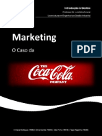 Marketing - O Caso Da the Coca-Cola Company
