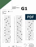 Barem PII G1-G4