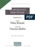 Capuleti e Montecchi