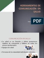 Comunicacion en Salud1