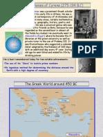 (Eratosthenes Earth Measure)