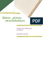 Cuaderno del Alumno 4to Año Secundaria E. EMPRENDEDORA