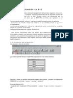11 Objetos Definidos en Dfd