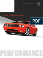 Mopar 2009 Catalog