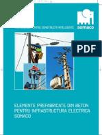 Brosura Prefabricate Din Beton Pentru Infrastructura Electrica Somaco