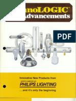 Philips Lighting TechnoLOGIC Advancements Brochure 8-84