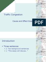 C E Traffic Congestion