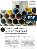 Sustainable Green Printing