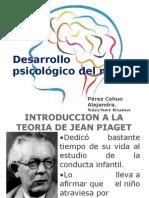 Teoria de Piaget - Odontopediatria
