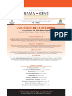 Rifaximina Uso Clinico