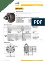 WDrive Geared BLDC Hub Motor