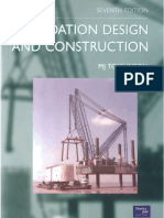 Tomlinson Foundation Design and Construction