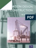 Tomlinson Foundation Design and Construction