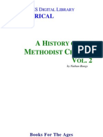 A History of the Methodist Church
