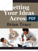 Getting Your Ideas Across FINAL