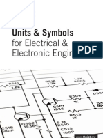 Units and Symbols for Electrical Engineers