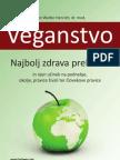 Veganstvo - najbolj zdrava prehrana