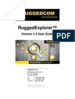 Ruggedexplorer User Guide