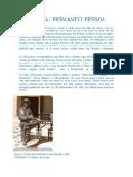 Biografia Fernando Pessoa