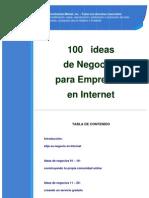 100 ideas para crear un negocio en internet.pdf
