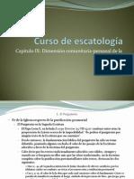 Curso de escatología - capítulo IX.pptx